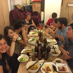 Eating Nepalese Food in Singapore