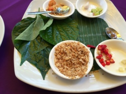 A delicate, delicious appetizer popular in Chiang Mai